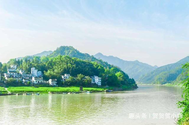黄山旅行该去哪?这有传说中的人间仙境,春夏风景如精美的山水画