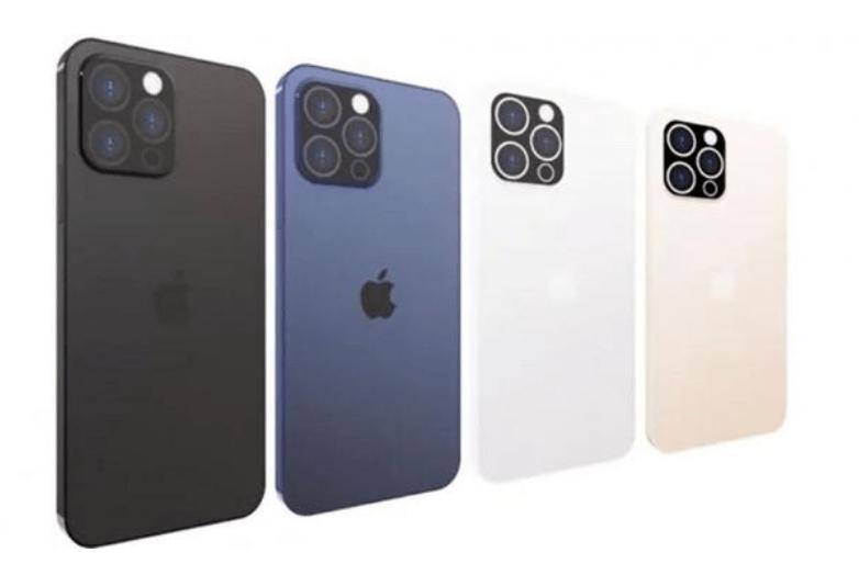 iPhone 13 Pro概念曝光:保留有刘海但无Lightning充电口了!