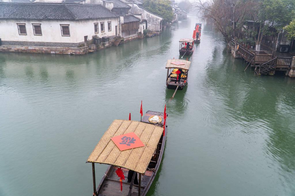 刘若英究竟喜欢乌镇哪里,让她来过就不曾离开,如今游客爆满
