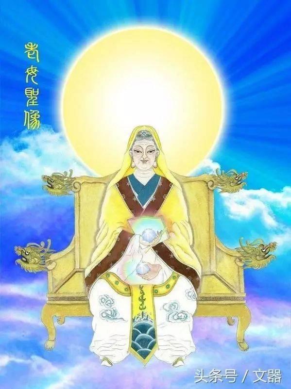 老母文化之源 | 乾县梁家窑村那扑朔迷离的历史传奇