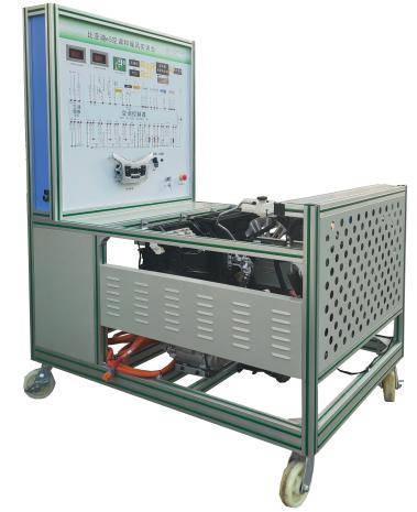 比亚迪纯电动新能源车暖风空调系统操作维修教学实训台QY-XNY144_mm