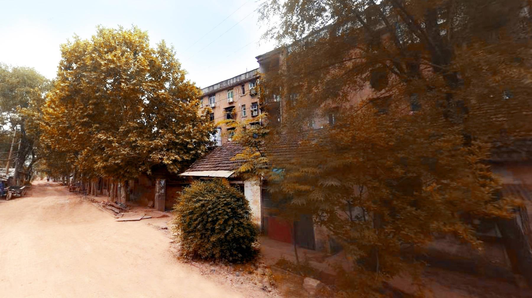 打卡武汉城区岱山街:遍布矮旧民房如乡镇,还有一处上班的好地方