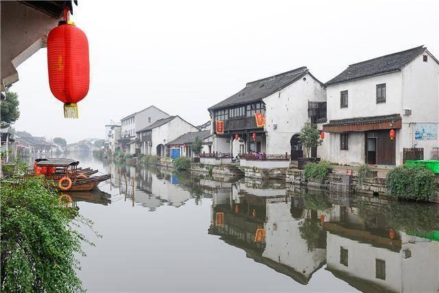 江苏、浙江交界,藏了个2000年古镇,没有人山人海,只有诗意江南