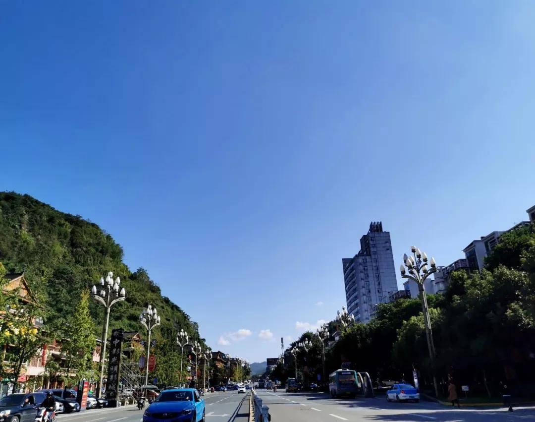 【创建天府旅游名县】简直爱了!四川兴文的天空美呆了!