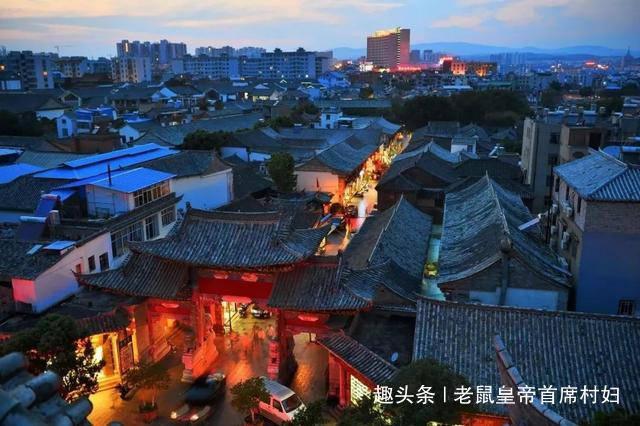 中国三大文庙之一竟在西南不知名小城,水好豆腐好吃姑娘特别美