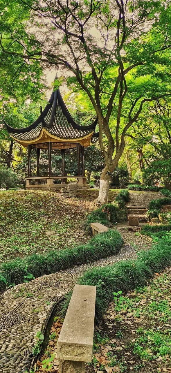 比南京秀丽,比成都安逸,倦了就去2500年老城小住几日