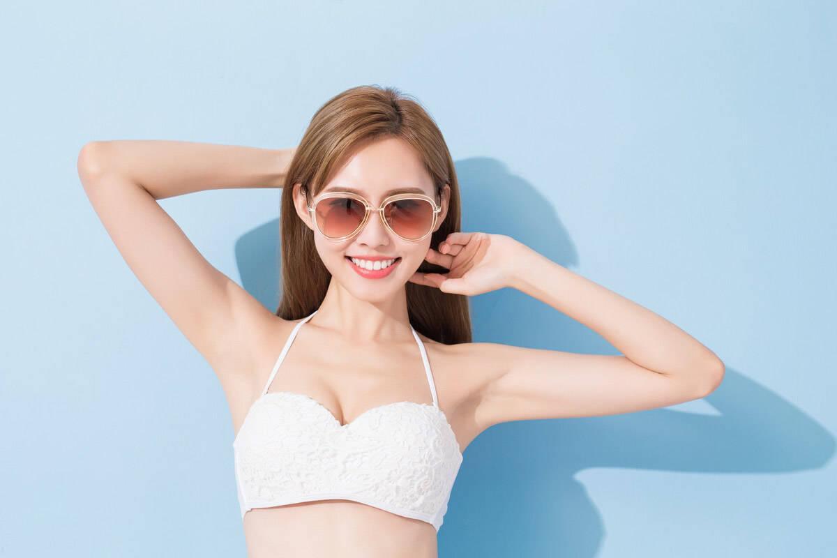 原创             文胸怎么选才适合自己?量好尺寸是关键,合体的文胸能修饰体型