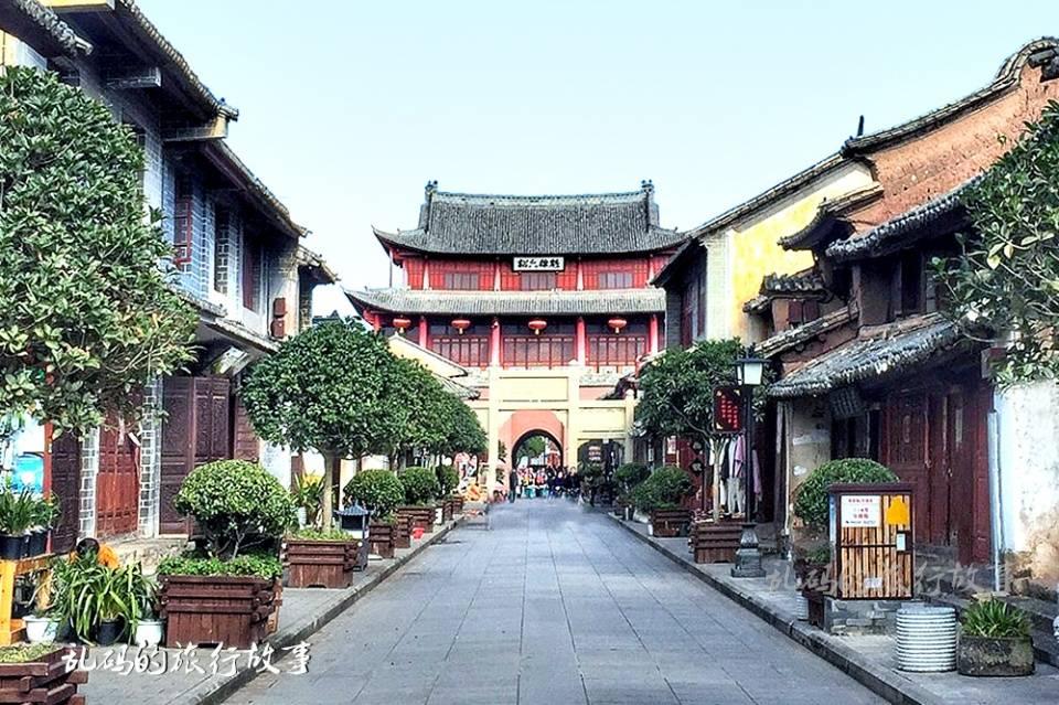 云南这座600年古城 是南诏国的发祥地 距大理仅60公里却少有人知