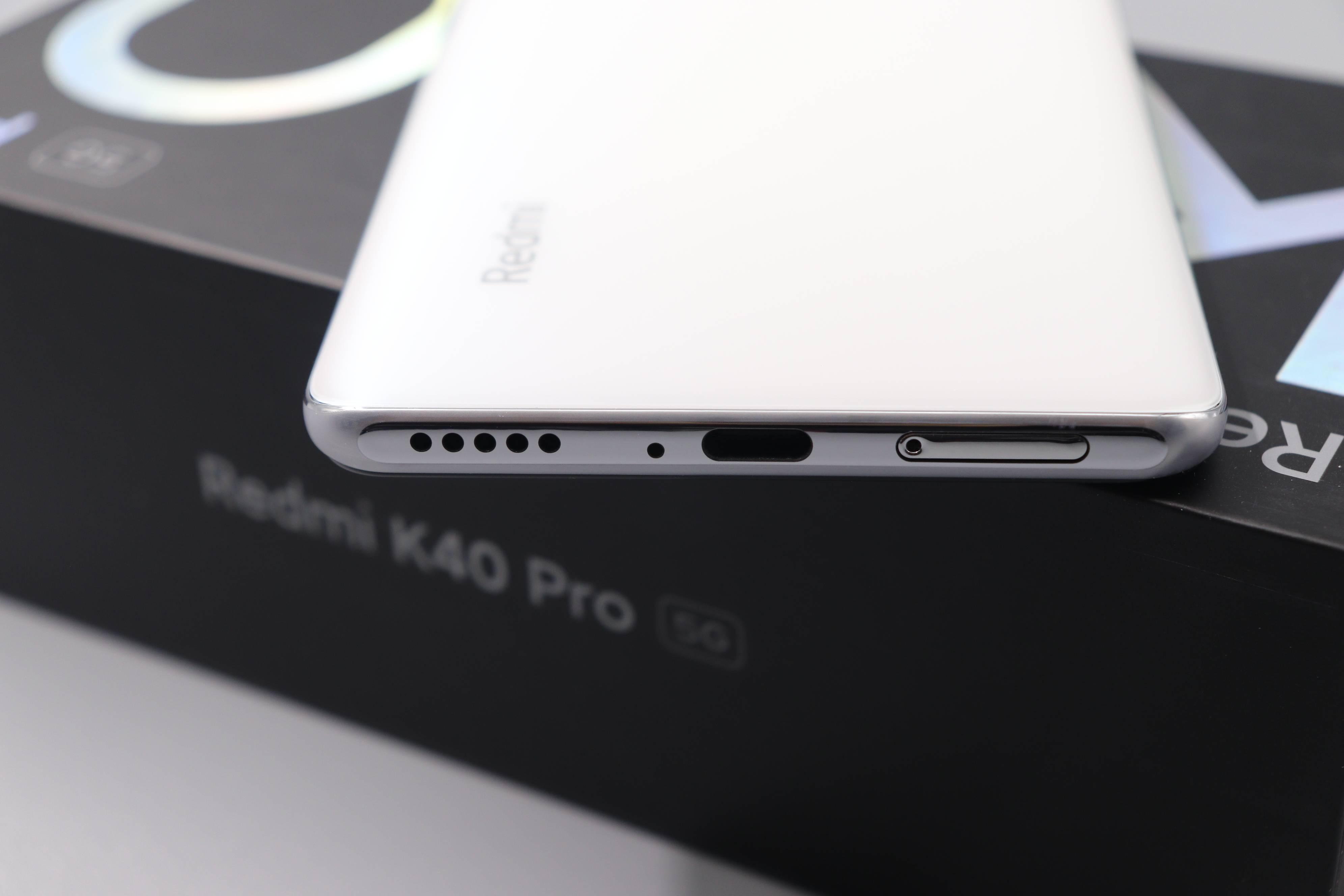 原创             红米K40 Pro第一手体验:一次重新认识小米的机会!