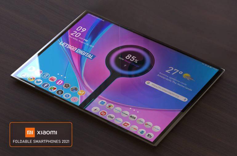 消息称小米首款折叠手机今年上市,采用类似MIX 4 Pro Max的命名