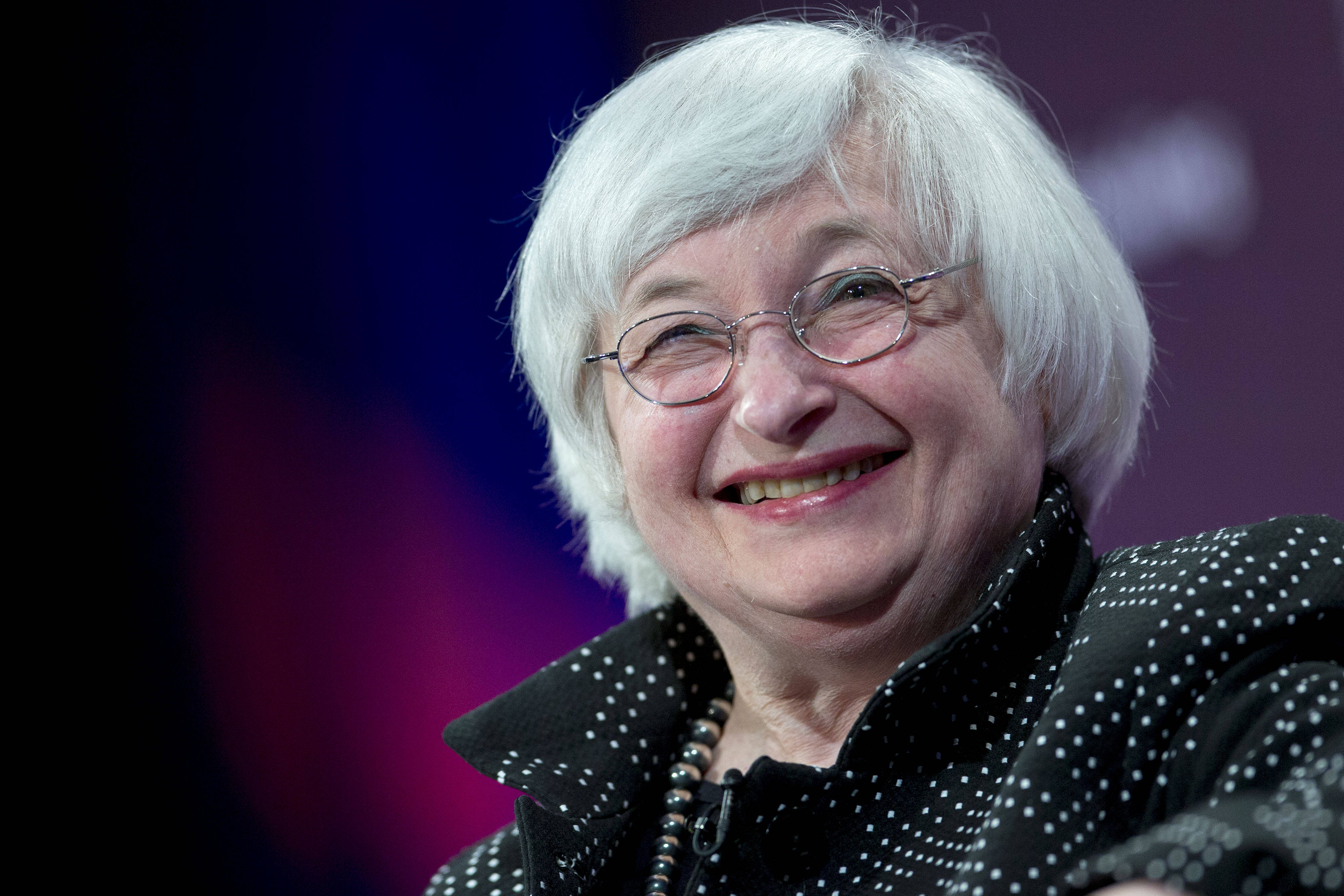 美财长耶伦安抚市场:债券收益率上扬并非通胀失控,而是经济复苏超预期