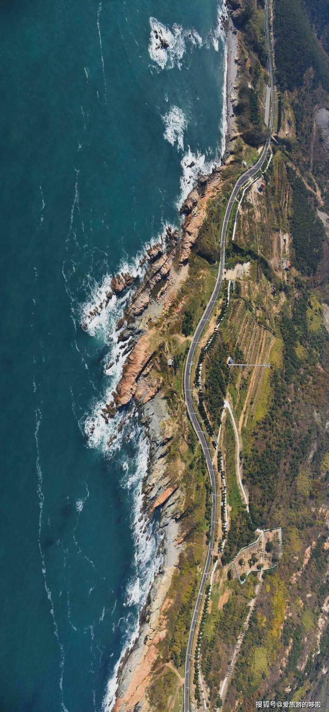 山东这几条海滨大道,一半绿意盎然一半海景如画,超适合踏青!
