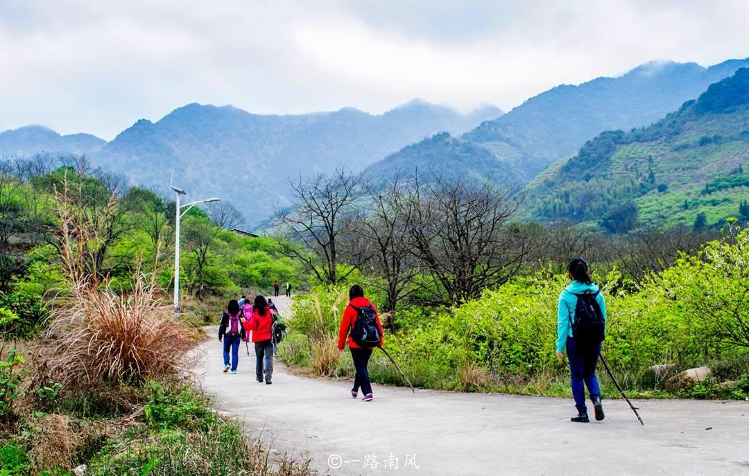 广州北部两个自然风景胜地,旅行社不会来,徒步爱好者经常来打卡