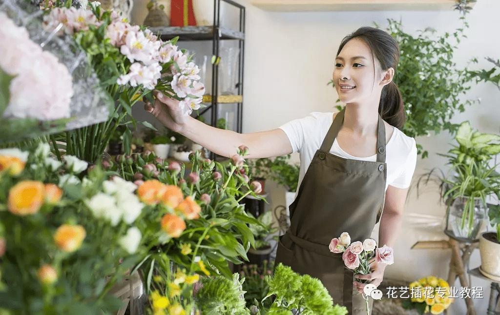 学习花艺,成为优秀的花艺师需要具备哪些条件?