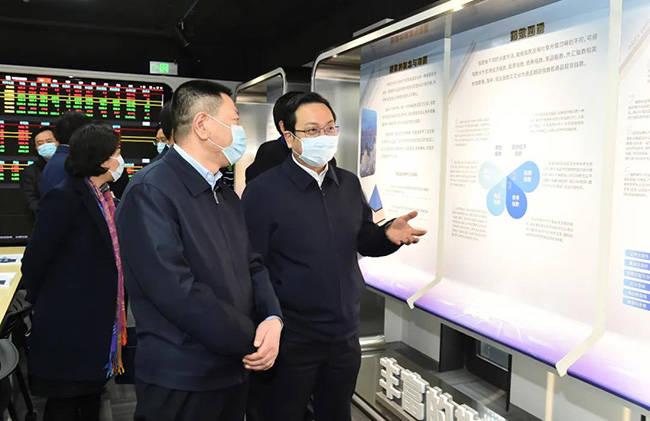 张国华对中证商品指数有限公司、雄安海关、雄安新区税务局的调查