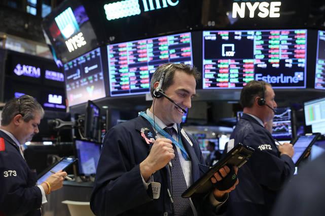 美国债券收益率正在下降!纳斯达克期货上涨近2%,中国股市集体上涨
