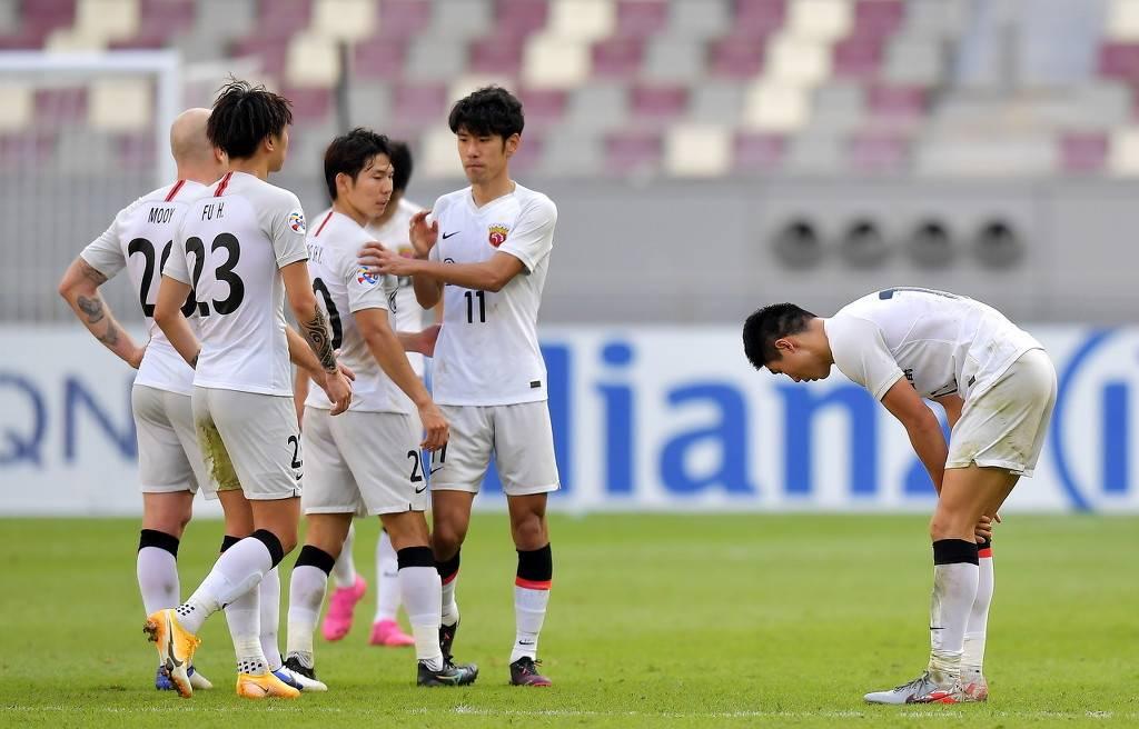 江苏退赛后韩泰分享1个亚冠正赛席位 海港仍踢附加赛