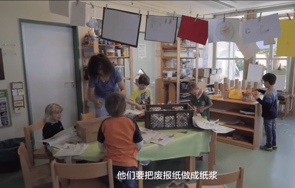 原创             做德国小孩是一种怎样的体验,千万别给中国孩子看到