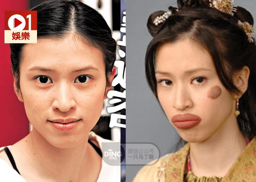原创             什么人化妆就能迅速变美,什么人化了妆却没什么变化?