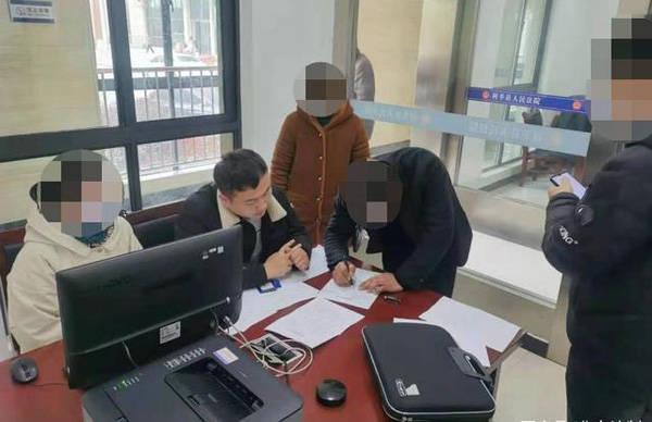 利辛法院:母亲拒不履行儿子代为赔偿