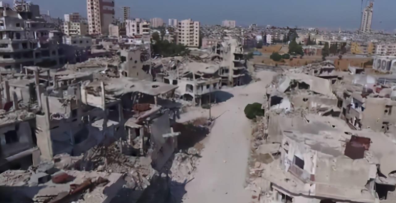 实力今非昔比?以色列发动导弹袭击,被叙利亚防空力量成功拦截