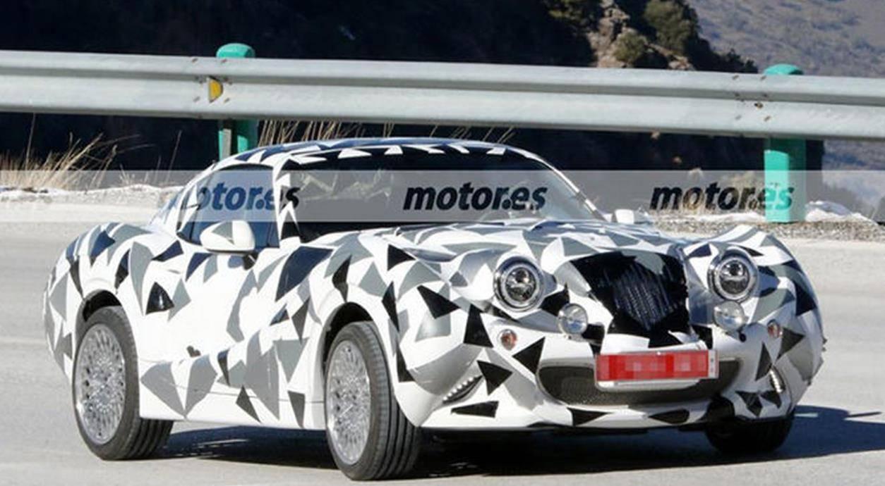 西班牙Hurtan全新复古跑车曝光 根据需求量身定制