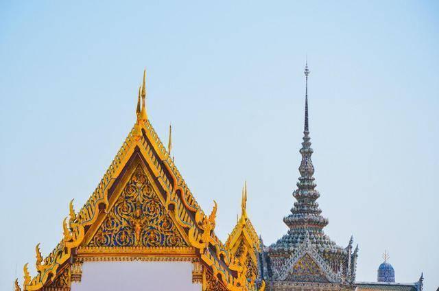 泰国大皇宫,曾经曼谷旅游最旺的地方,疫情结束后一起看看吧