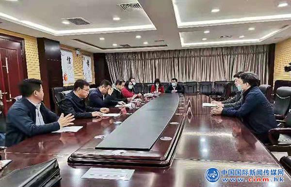 新和县人民政府携手中燕能源集团公司打造新农业产业链