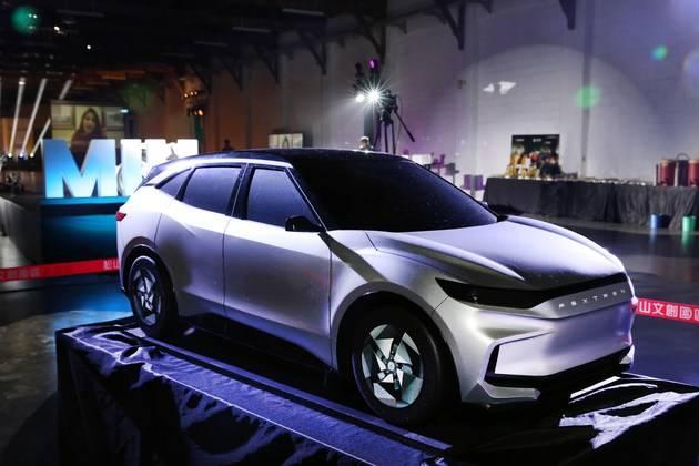 或将2023年上市!富士康C级电动车设计曝光