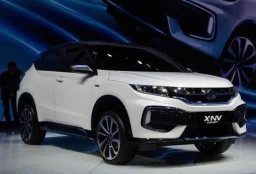 本田首款电动汽车续航超400公里预计四季度上市,外形酷似缤智