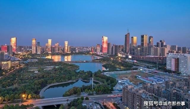 """安徽各地GDP_安徽最""""懒惰""""的城市,GDP增速倒数第一,不是铜陵也不是淮南"""