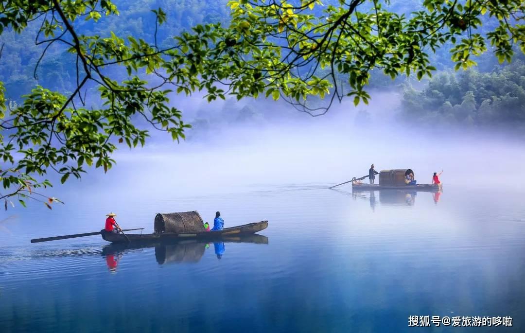 春江水的蜿蜒里,洒落着贵州春日的明媚多姿