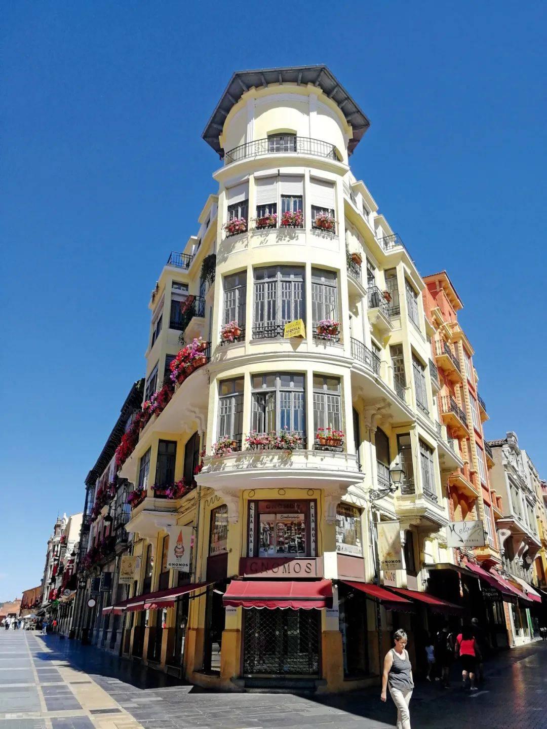 莱昂故都:西班牙民族精神的奠基之地