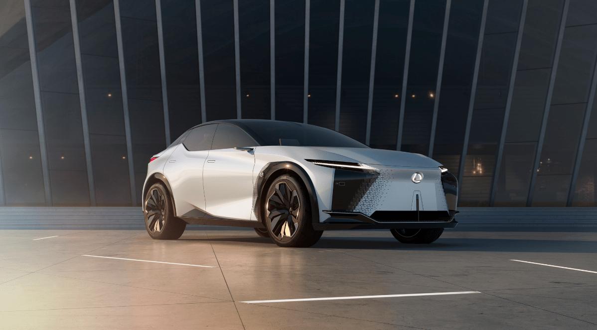 雷克萨斯加速迈向电气化 概念车LF-Z全球首发-XI全网