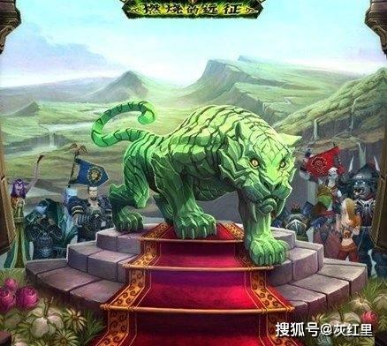 魔兽世界坦克排行_魔兽世界:一件声望奖励装备,硬核坦克玩家都在用,真正攻守兼备