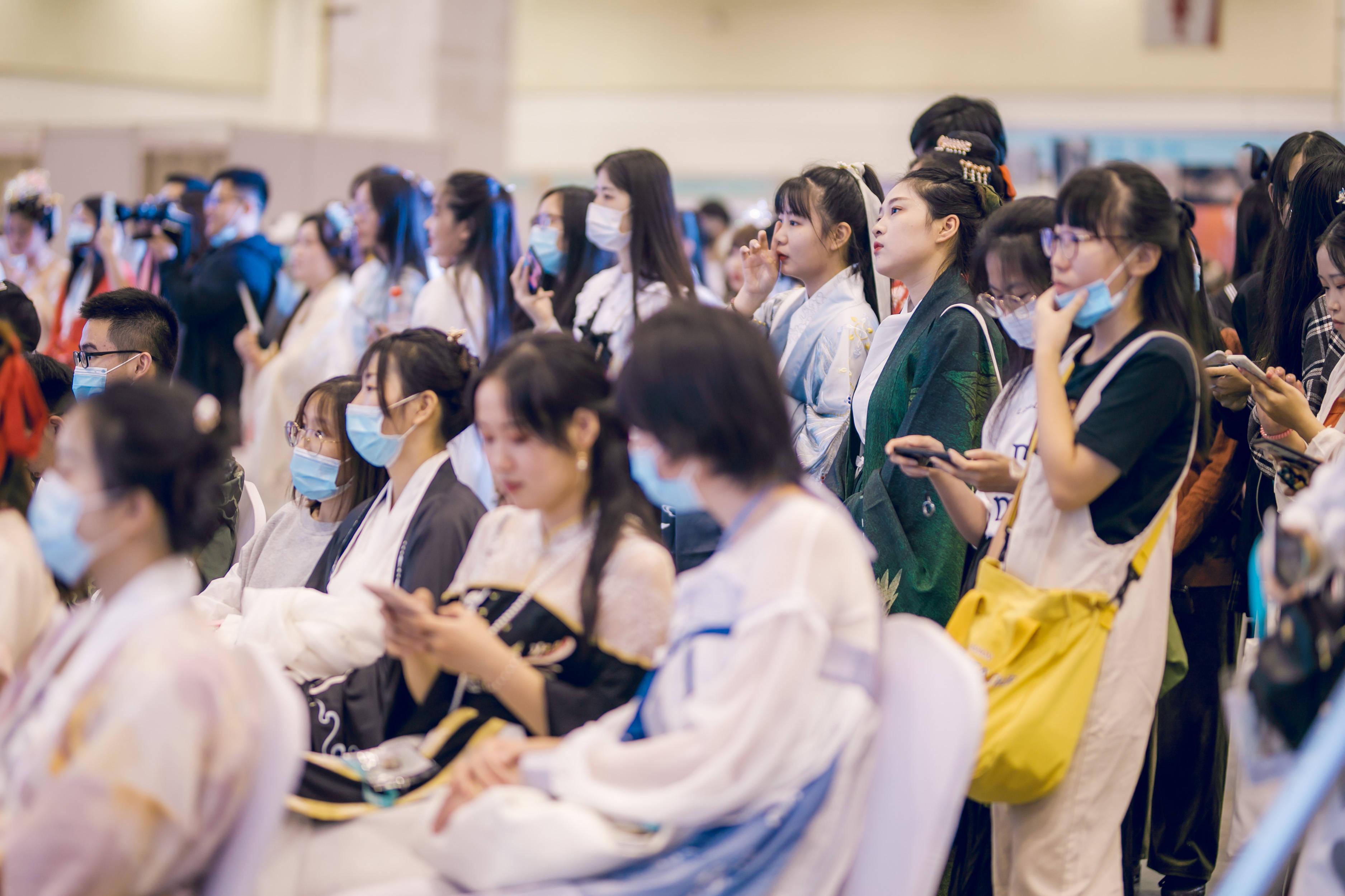 苏州第三届CG国风动漫节来了 五一齐聚阳澄电竞馆! 展会活动-第11张