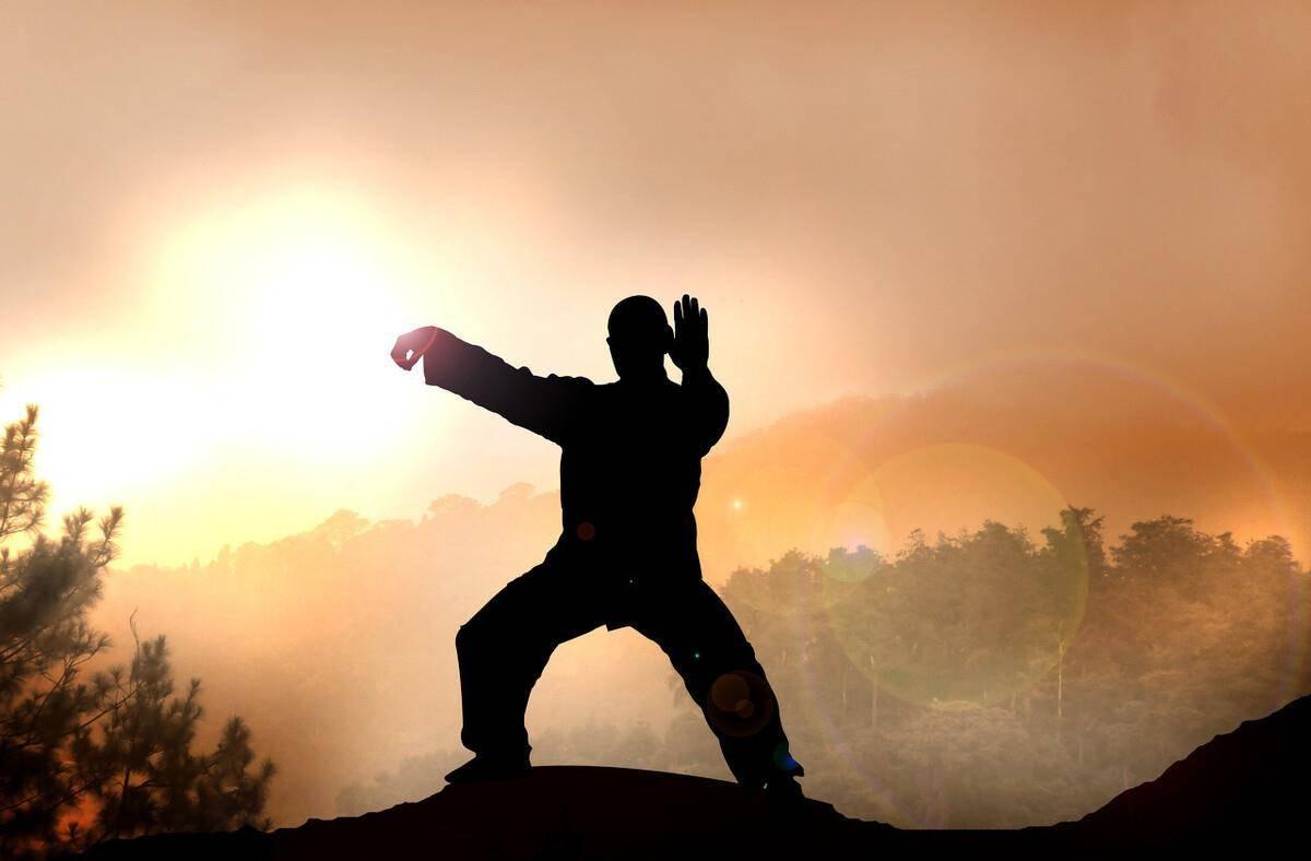 """太极拳,不仅仅只是拳,其中蕴含的""""心灵鸡汤""""  心灵鸡汤是贬义词吗"""