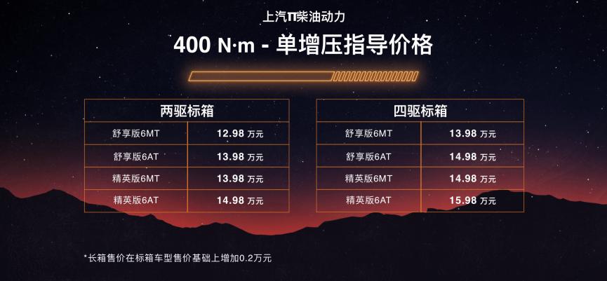 上汽大通MAXUS T90正式上市12.98万元起售-亚博棋牌官网