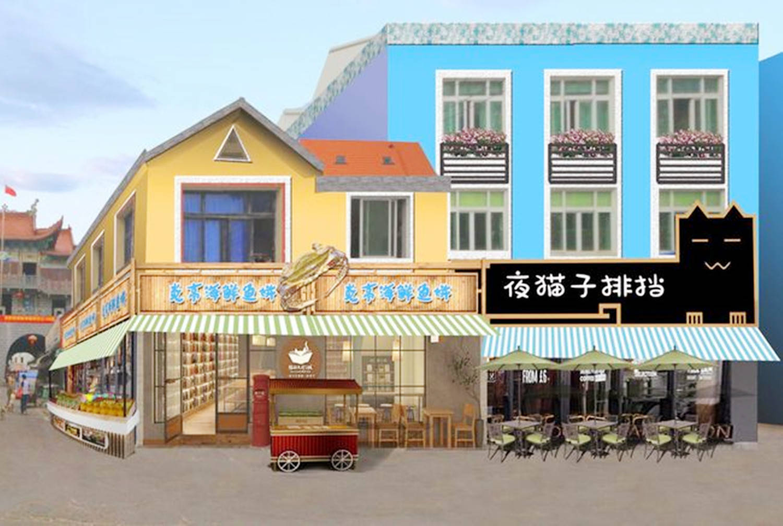 """浙江有一处景点在改造,素有""""浙南北戴河""""之称,效果图很吸引人"""
