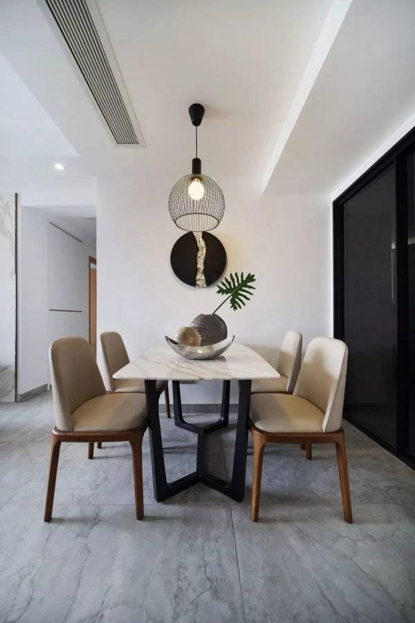不规则异形房,装修成三居室,完美利用空间