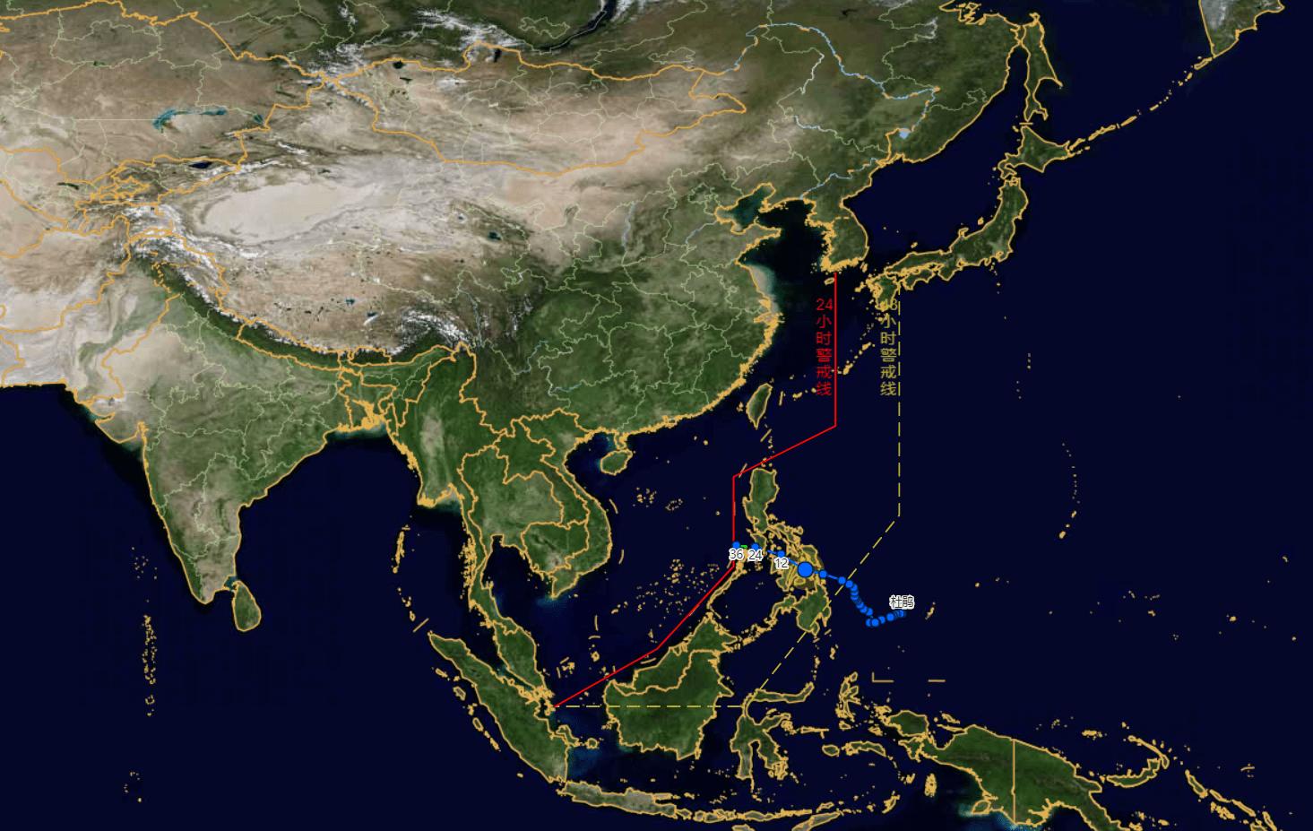 今年是台风年?预计个数偏多,最高或生成29个,10个登陆我国  第2张