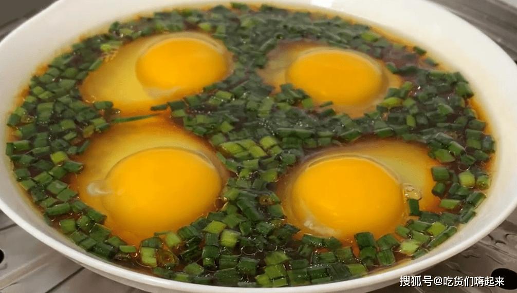 最近鸡蛋这吃法很火,外面30一份,自己做不到5元,营养又解馋