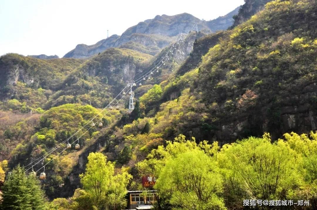 清明假期,青天河寻春之旅人气超旺!