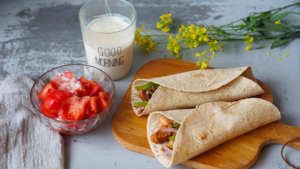 早餐别老是包子油条,换个花样孩子更爱吃,备好材料15分钟做好