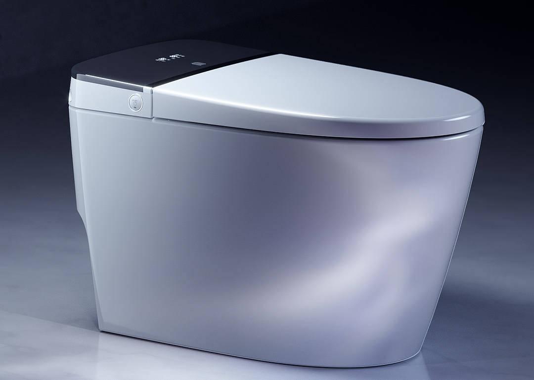 低水压地区用户的福音,小米有品上线众筹大白双擎增压智能马桶