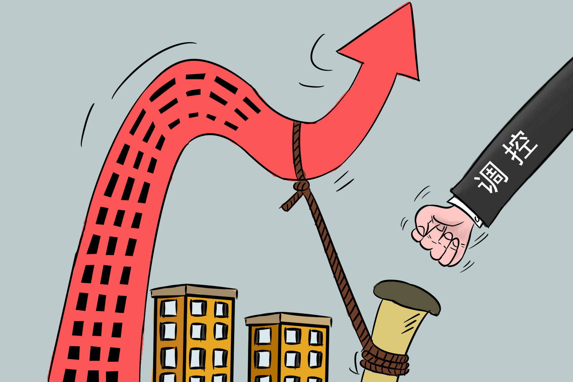 房价涨幅曾全球第一,如今推楼市新政八条,能刹住上涨房价吗?