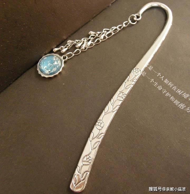 十二星座专属的古风书签,狮子座像个簪子,天秤座是魔法羽毛!  第1张