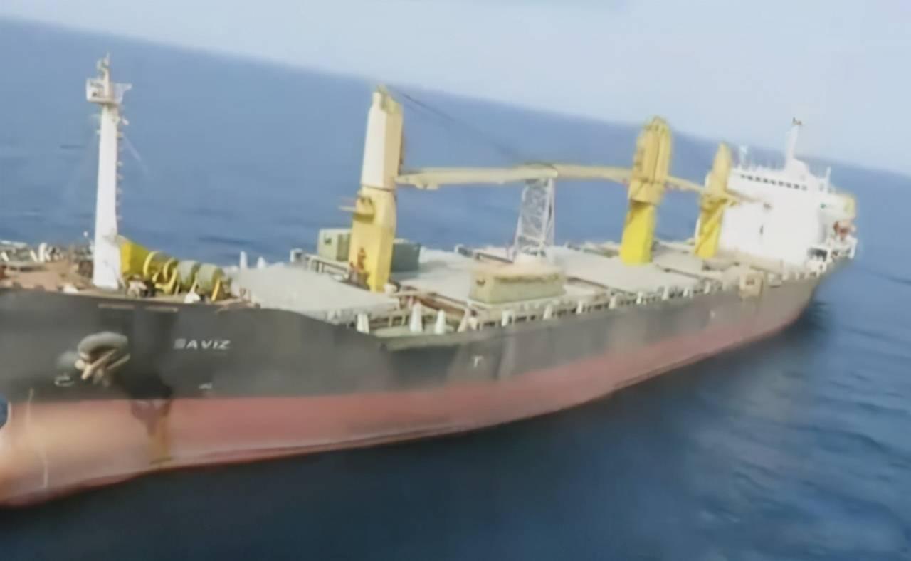 伊核问题谈判正向好,伊朗的船竟被炸了,谁干的?