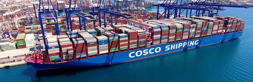 原创             逆天!中远海控一季度狂赚154亿,航运景气周期才刚刚开始?