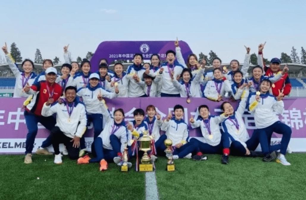 全国女足锦标赛长春夺冠 李影最佳射手赵丽娜当选最佳门将。